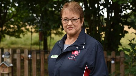 Mrs Dunham will now compete in the Transplant Games in Newport later in July Picture: SONYA DUNCAN