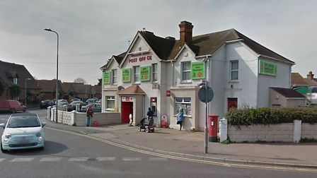 Police are appealing for witnesses following a knifepoint robbery at Magdalen Green Post Office, in