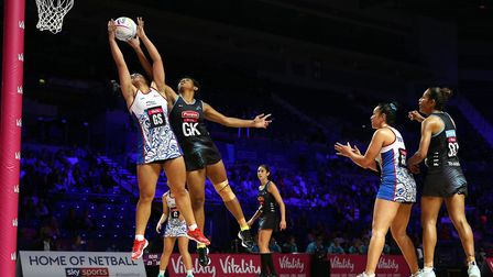Suffolk sports equipment company Harrod has supplied the netball posts, nets and protectors for the