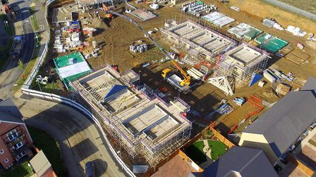 Cadman Cranes, in Colchester, has used a £1.1 loan from Lloyd's Bank to expand it's fleet and invest