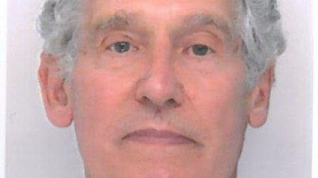 Brian Nunn, 82, has gone missing from his home in Leiston sparking a Suffolk police appeal Picture: