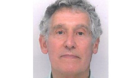 Searches have continued to find Brian Nunn Picture: SUFFOLK CONSTABULARY