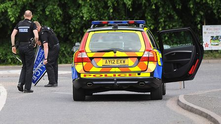 There has been a crash on the A12 (stock image) Picture: GREGG BROWN