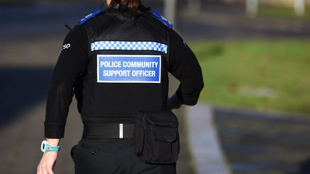 Mid Suffolk District Council funded two PCSOs for two years. Picture: GREGG BROWN