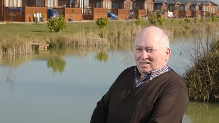 Alan Forward, owner of Stonham Barns Picture: SARAH LUCY BROWN