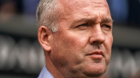 Paul Lambert is keen to build for the long-term at Ipswich Town. Photo: Steve Waller