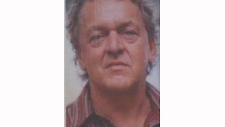 Police are appealing for information to help find Steven Whatling Picture: SUFFOLK CONSTABULARY