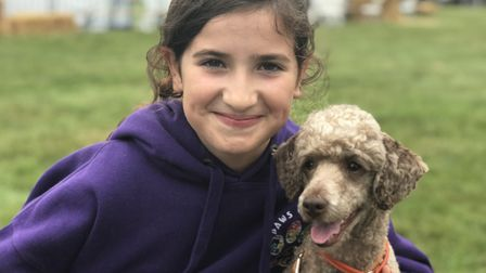 Thousands of people and their pooches attended the Suffolk Dog Day Picture: VICTORIA PERTUSA