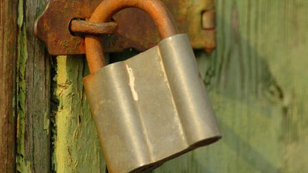 Police have reissued shed security advice following break-ins Picture: PA/THINKSTOCK