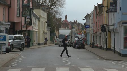Towns like Hadleigh can also benefit from community action Picture: SIMON PARKER