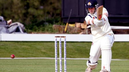 Chris Swallow, who followed up his key knock of 46 with four wickets in Copdock & OI's 39-run win at