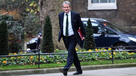 Education secretary Damian Hinds announced the plans on Monday Picture: STEFAN ROUSSEAU/PA