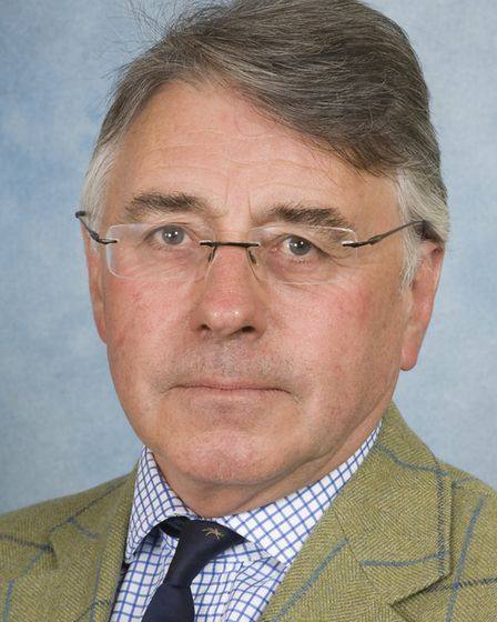 Councillor Peter Stevens said all instances of flytipping were investigated. Picture: WEST SUFFOLK C