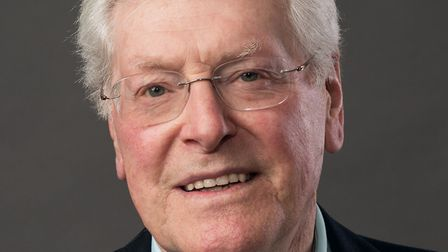 Former Blue Peter presenter and Suffolk resident Peter Purves will also attend the show Picture: SUF