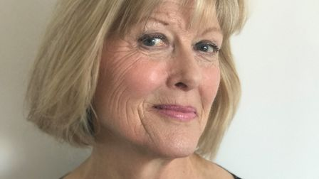 Christine Webber, novelist and former About Anglia presenter Picture: SUFFOLK COMMUNITY FOUNDATION