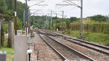 Haughley junction needs an upgrade - which may be included in Network Rail's next five-year-plan. Pi