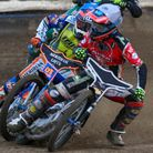 Scott Nicholls, here riding against the Witches, will ride for Ipswich at Poole on Thursday. Picture