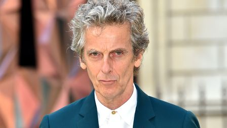 Peter Capaldi . PRESS ASSOCIATION Photo. Picture date: Wednesday June 6, 2018. Photo credit should r
