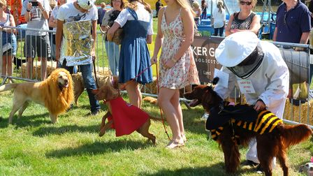 Suffolk Dog Day returns to Helmingham Hall on Sunday, July 28 Picture: SUFFOLK COMMUNITY FOUNDATION