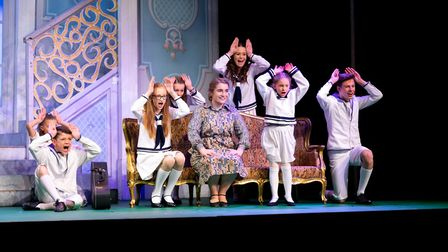 The B&B Young People's Theatre Group in Lowestoft were among the community organisations to receive