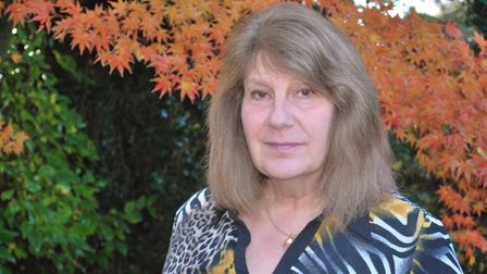 Joanne Mahon from Haverhill, who has sarcoidosis. Picture: CONTRIBUTED (NAME SUPPLIED)