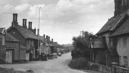 Was the village of Dunwich once home to w witch? Picture: EADT Library