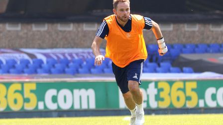 QPR have had two bids for Alan Judge rebuffed by Ipswich Town. Photo: Ross Halls