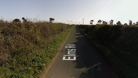 Emergency services are at the scene of a serious collison in Elm Road, Red Lodge Picture: GOOGLEMAPS