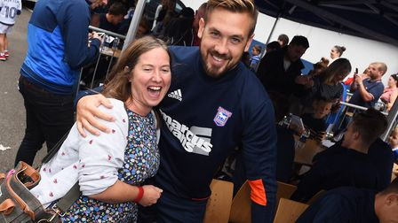 The Ipswich Town Open Day will take place at Portman Road on July 25, 2019. Picture: ARCHANT