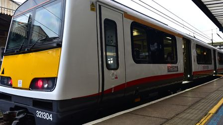 Greater Anglia will be running extra main-line trains after the Ed Sheeran concerts at Chantry Park
