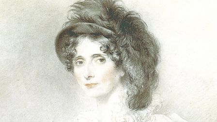 Elizabeth, Duchess of Devonshire by Sir Thomas Lawrence (1769 – 1830), part of the Masters of the Go