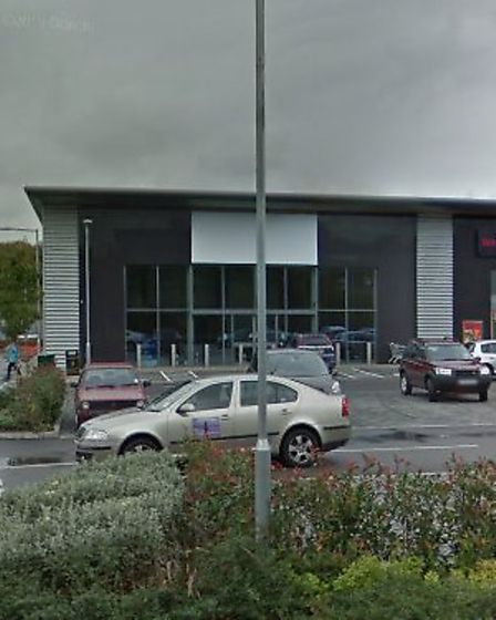 The gym would be based in the currently vacant unit three at the site Picture: GOOGLE MAPS