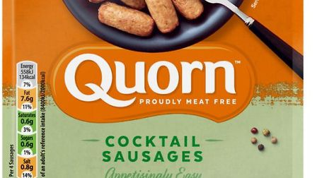 Quorn Foods is recalling its Quorn Chilled Cocktail Sausages as they may contain pieces of metal. Ph