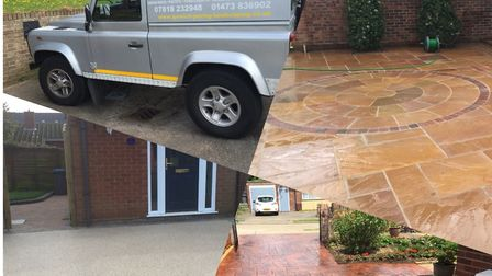 Ipswich Paving serves Suffolk and the surrounding areas