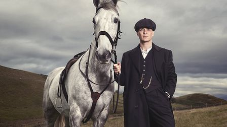 Newmarket Races is to host the first-ever Peaky Blinders Day on Saturday, August 3 Picture: BBC/JOCK