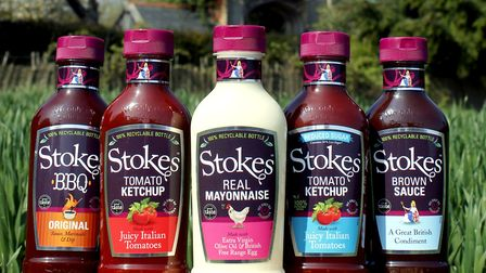 Stokes Sauces have won multiple Great Taste Awards in 2019 Picture: Timothy Bowden
