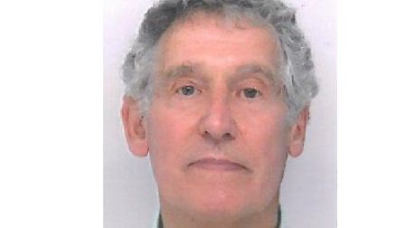 Brian Nunn went missing from home on Friday, July 19 Picture: SUFFOLK CONSTABULARY