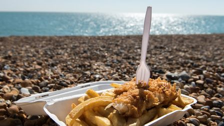 Where are the best places to get fish and chips in Suffolk?