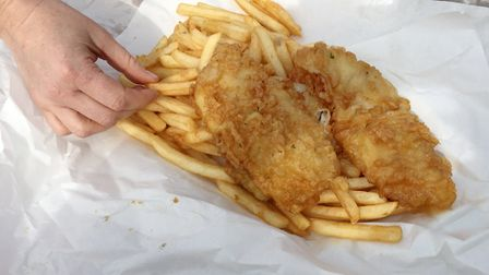 J'�s Traditional Fish & Chip shop has been in business for over forty years