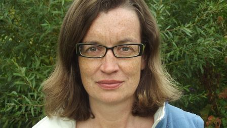 Mid Suffolk District Council Green party leader Rachel Eburne Picture: GREEN PARTY