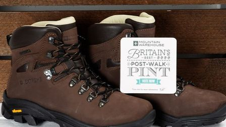 The Maybush in Waldringfield has been named as a finalist in Britain's Best Post Walk pint. Picture: