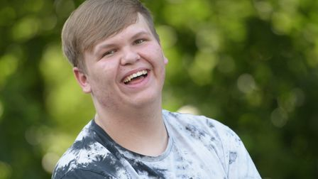 Jacob Norton has recently impressed the judges on America's Got Talent Picture: SARAH LUCY BROWN