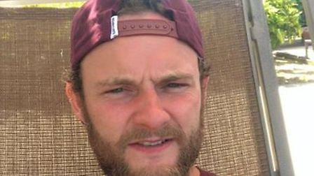 Have you seen missing 33-year-old Thomas Chipperfield from Lowestoft? Picture: SUFFOLK POLICE
