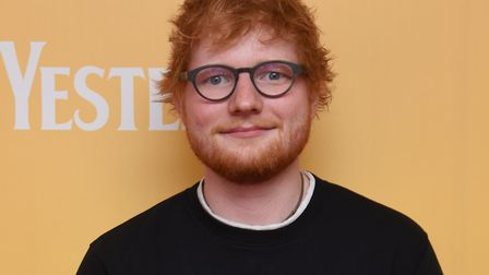 Ed Sheeran has been given permission for a new outdoor kitchen at his Suffolk estate. Picture: DENIS