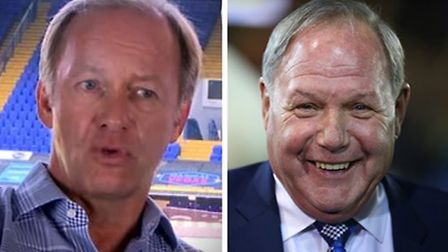 Peterborough owner Darragh MacAnthony revealed on Twitter that Marcus Evans and Barry Fry spoke earl