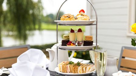 Enjoy fine food in a stunning setting at The Mill Hotel