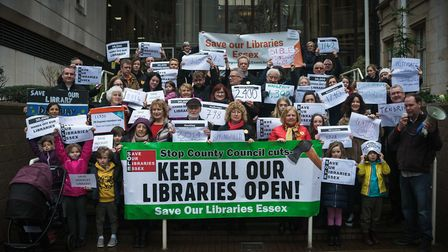 Four community groups have withdrawn offers to run libraries in Essex as campaigns against closures