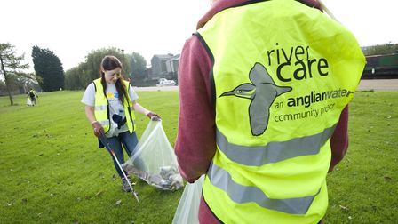 Anglian Water RiverCare project Picture: Matthew Power