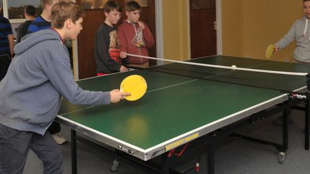 A youth club in Felixstowe pictured in 2014. Picture: ARCHANT LIBRARY