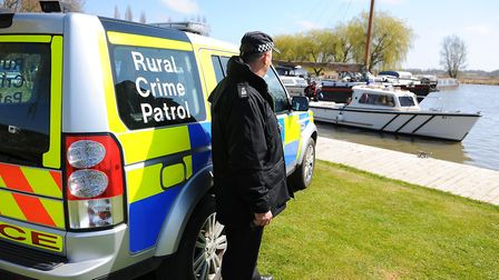 The cost of rural crime decreased in Suffolk last year, according to NFU Mutual Picture: JAMES BASS